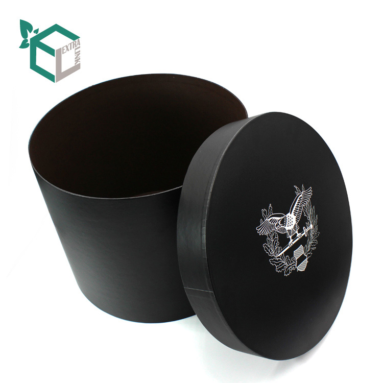 Wholesale Flat Pack Flower Box Packaging With Company Brand Logo