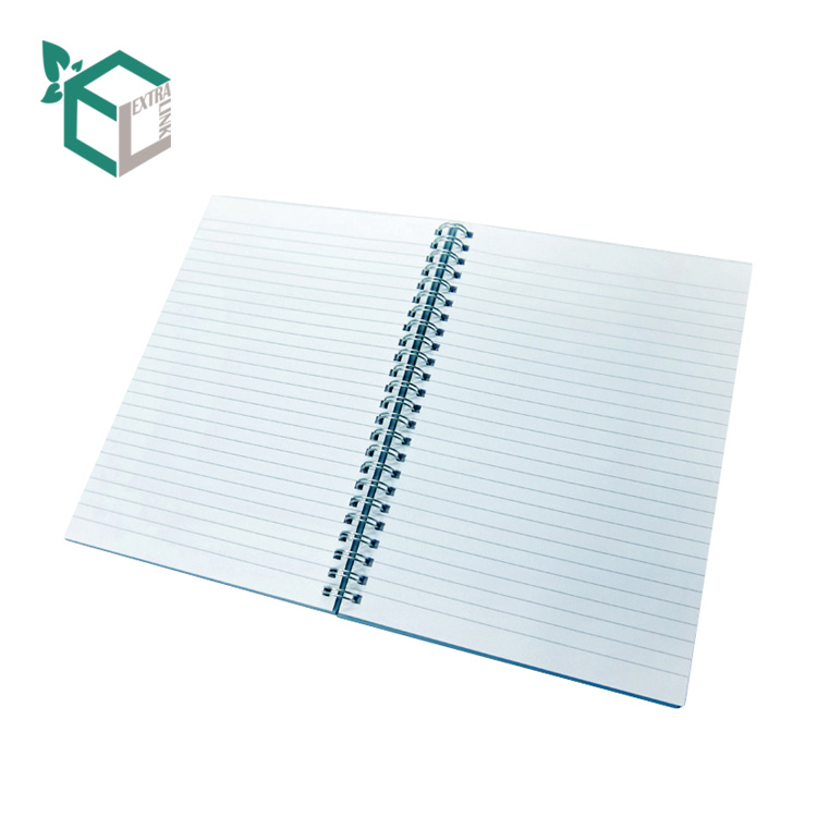 Custom Printing Elastic Bandage Leather School Notebook With Your Own Logo