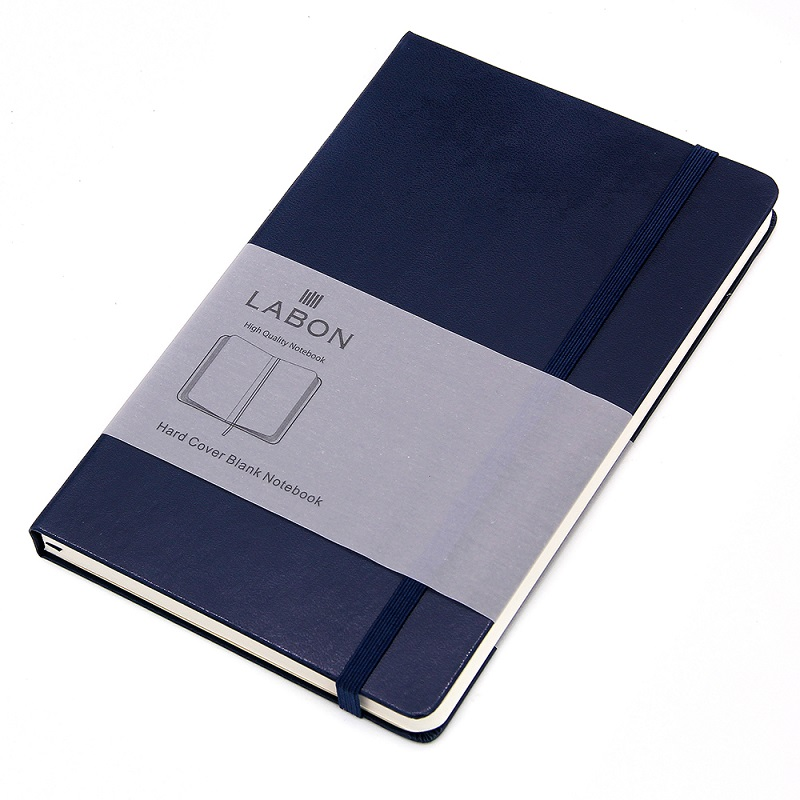 Custom Sheet Waterproof a5 Pu Leather Cover Brand Name Notebook