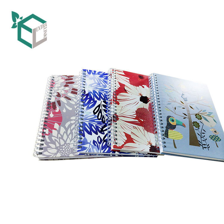 High Quality School Stationary Note Book Custom Printed Paper Notebook