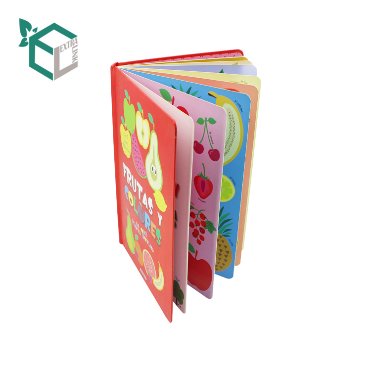 Beautiful Design English Cartoon Story Book Printing Services