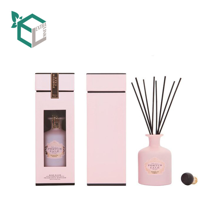 Cheap Folding Paper Packaging Perfume Bottle Box