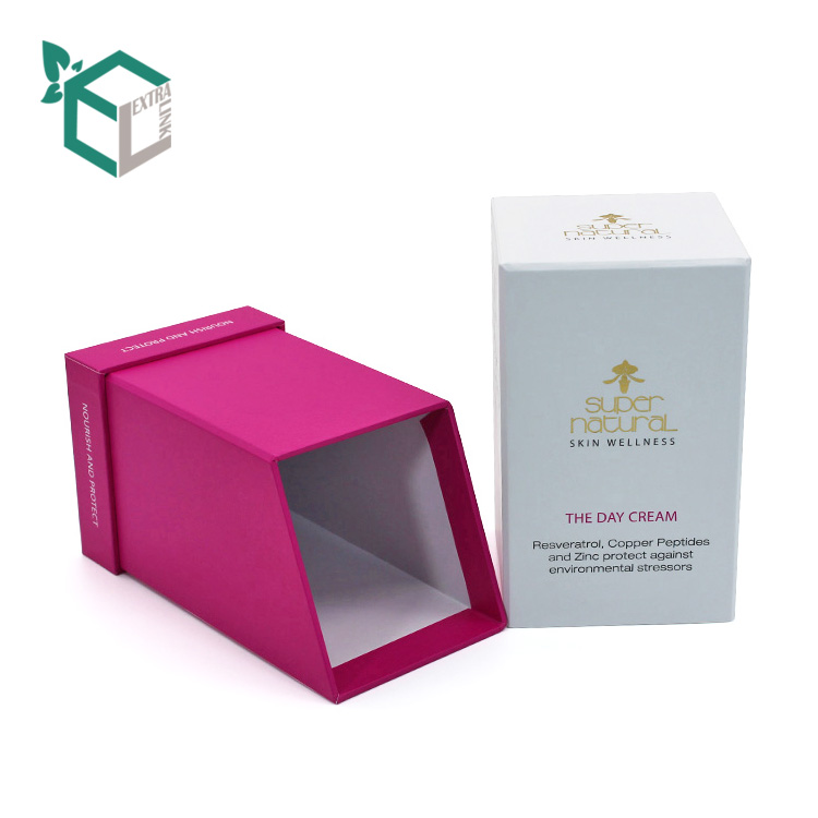 Display Gift Rigid Paper Perfume Box Packaging