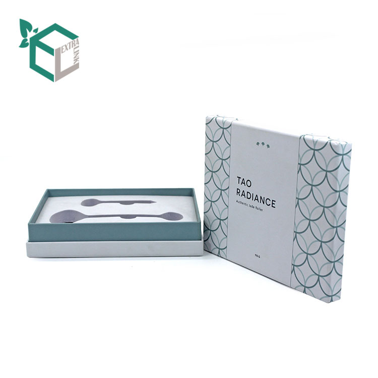 High Quality Custom Printed Paper Cardboard Box Luxury Cosmetic Box With Lids
