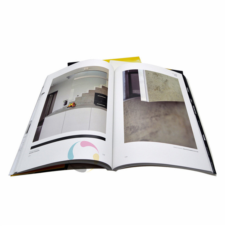 Cheap Professional Brochure Interior design Booklet Catalog Printing