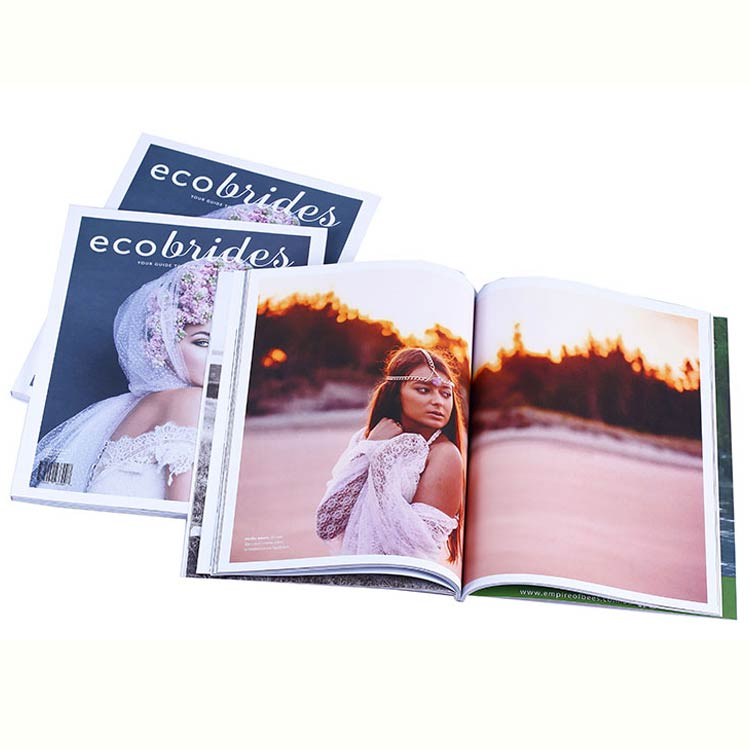 Custom Printing High Quality Magazine/Book Printing China Factory