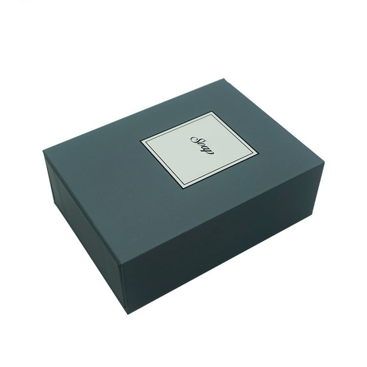 Environmentally Friendly Rectangle Soap Paper Box Top And Base Lid