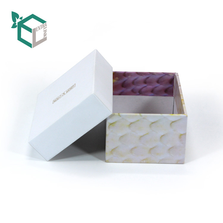 High Quality Matt Finished Custom Print Packaging Cheap Soap Paper Box