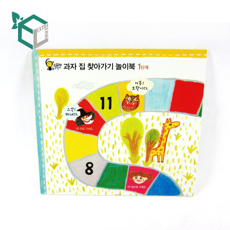 Professional Softcover Manufacturer Print Baby Pillow Book