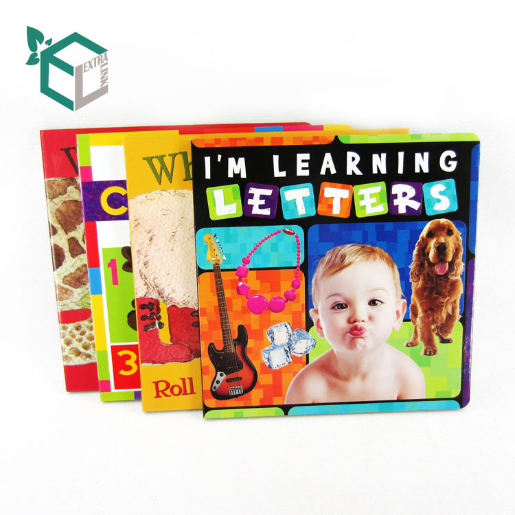 Hot Sale Custom Printing Children Memory Baby Book