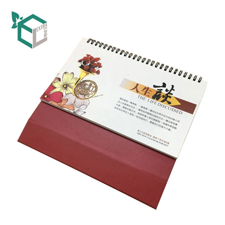Cheap Custom Printed Table Calendar China Company