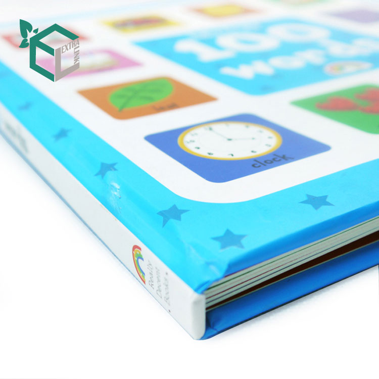 Professional Softcover Manufacturer Print Children Coloring Book