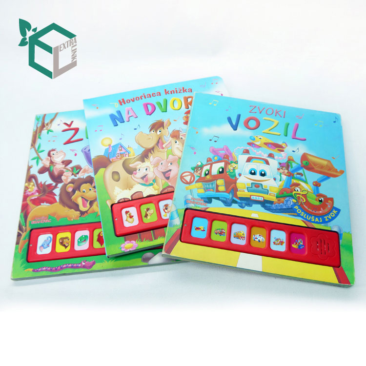 Bulk Publishing Children English Talking Pen Book