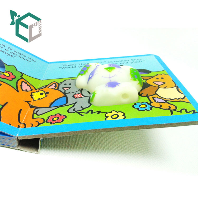 Custom Made Hardcover Kids Coloring Book Children