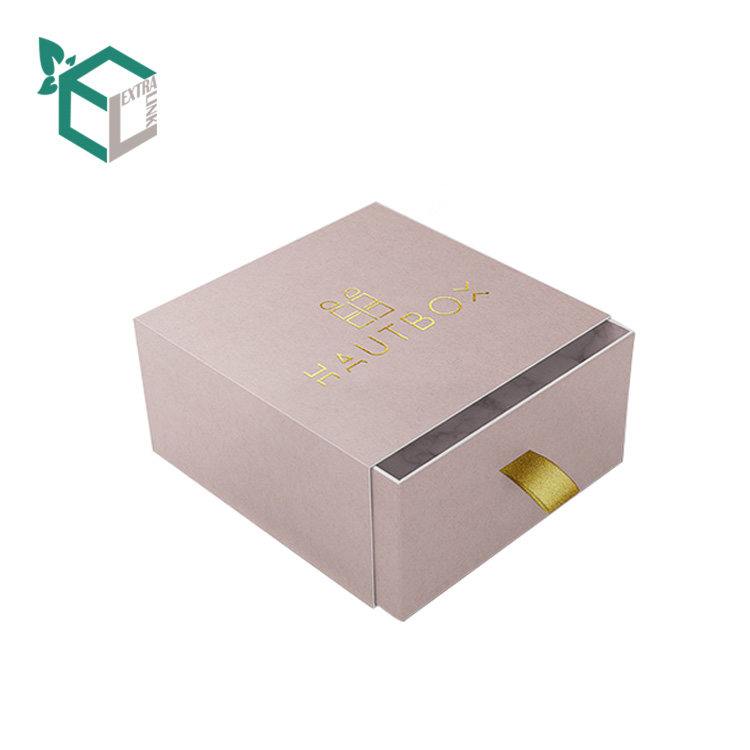 New Personalized Design Cardboard Make Your Own Gift Cufflinks Packaging Box
