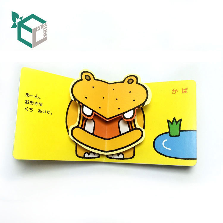 Hot Sale Custom Printing Pop Up Children Book