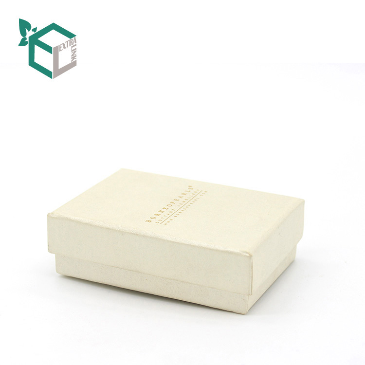 Wholesale Fancy Paper Box Lid And Base Box For Jewelry Cufflinks