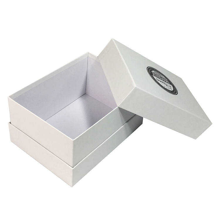 Custom Baseball Hat Packaging In Glossy Cap Box Hat Paper Gift Box