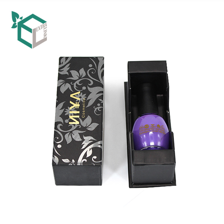 Custom Luxury Packaging Logo Design Products Nail Polish Cosmetic Paper Box