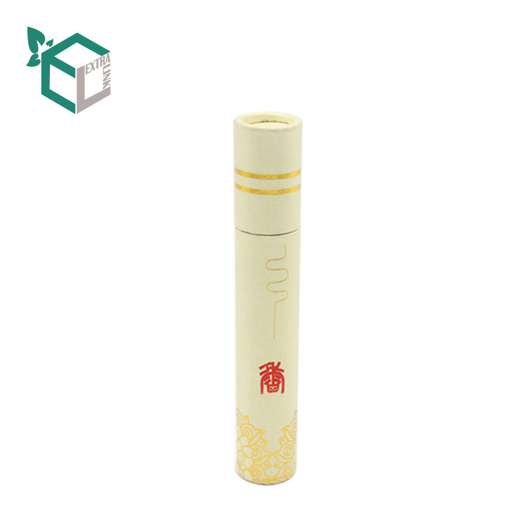 Wholesale Price Cosmetic Packaging Gold Lipstick Tubes Paper Box