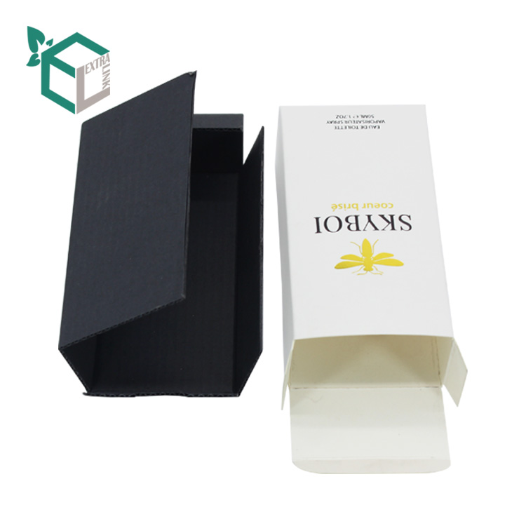 Cheap Wholesale Custom Packaging White Cardboard Perfume Box