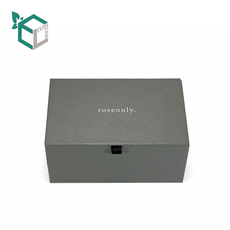 High Quality Rigid Cardboard Paper Gift Skin Care Cosmetics Box Packaging