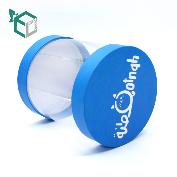 High Quality Blue Color PVC Tube For Golf Ball