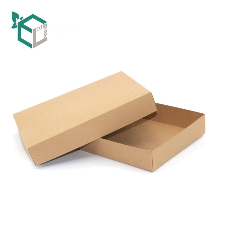 Wholesale New Design Kraft Paper Bow Tie Packaging Box