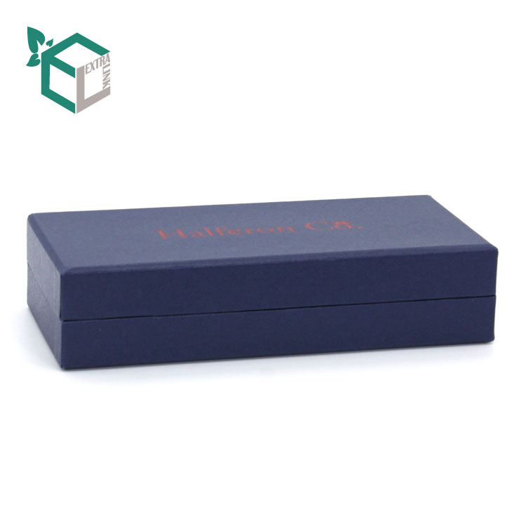 Luxury Accept Custom Tie Clip Box