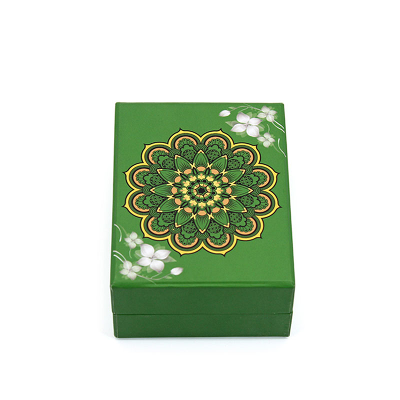 Luxury Creative with Lid Paper Chinese Empty Tea Paper Box