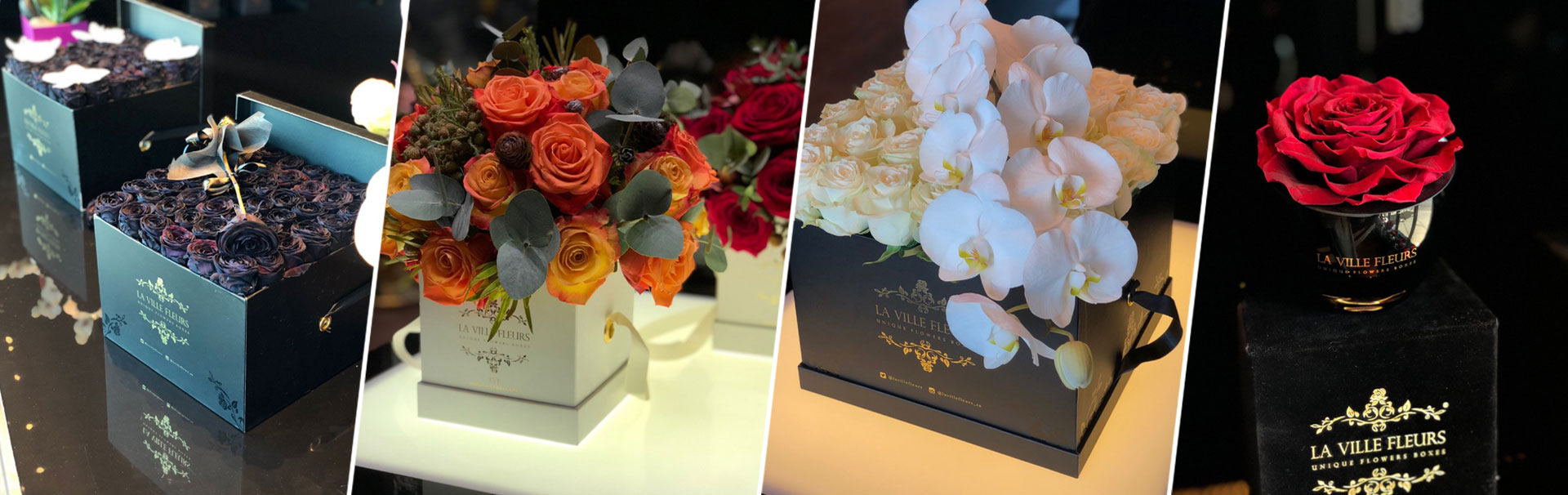 Luxury High-End Flower Package in the Middle East