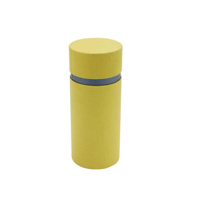 Hot Sale Custom Cardboard Paper Cylinder Tube Packaging Box