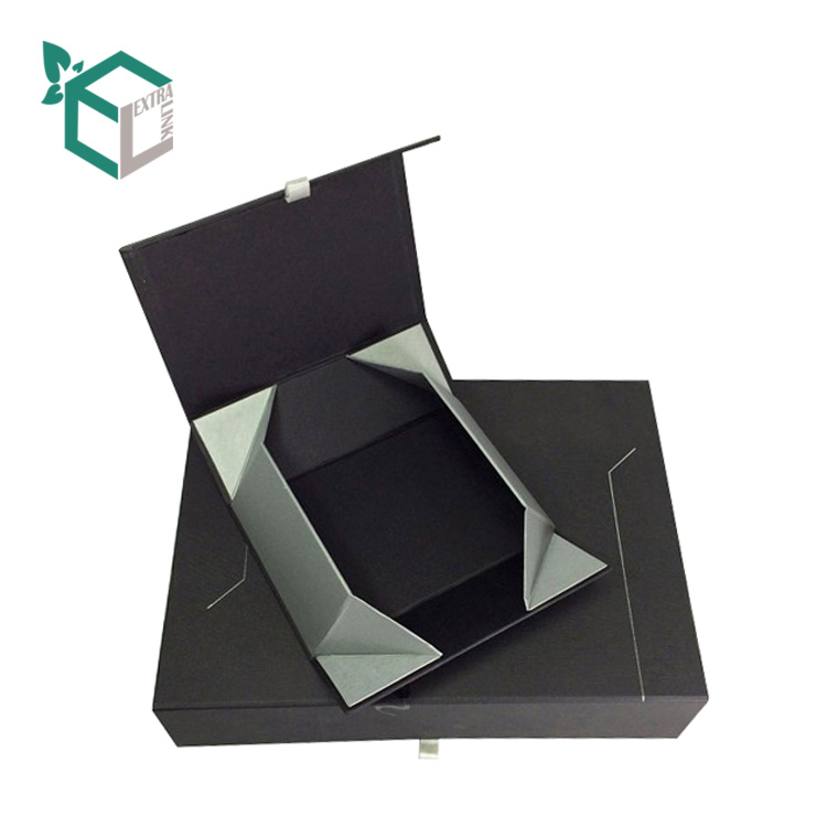 Custom White Paper Cardboard Matte Laminated Packaging Foldable Shoe Boxes