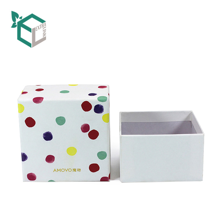 Foldable Custom Printing Custom Watch Packaging Box With Small Moq