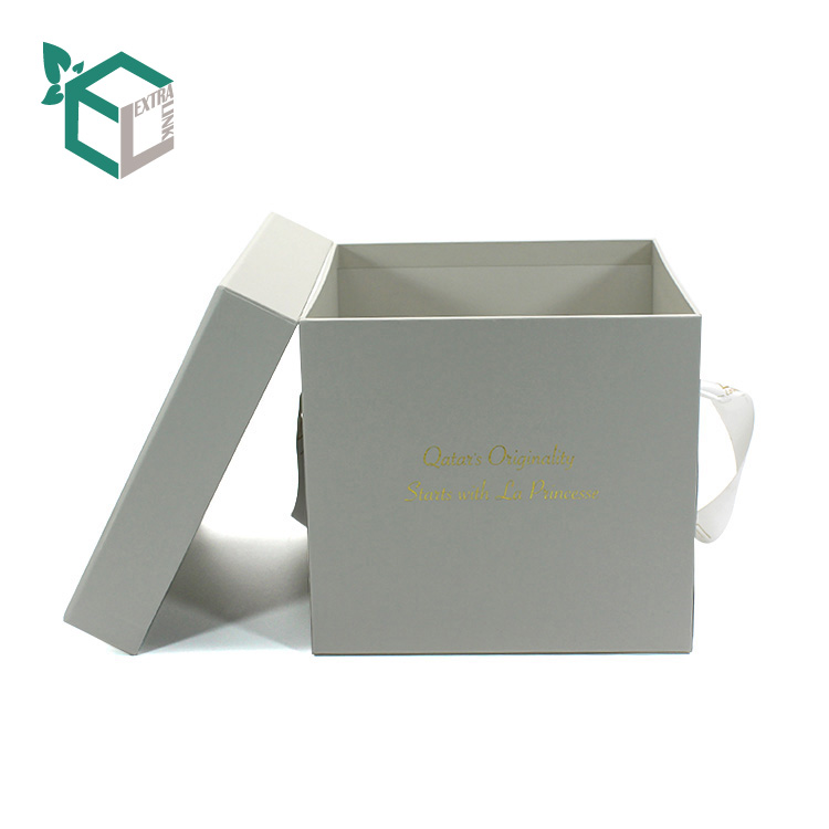 Matt Lamination Waterproof Flower Box Chinese Factory