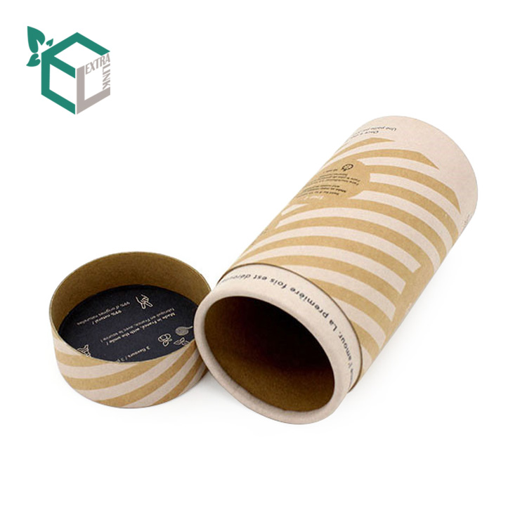 Kraft Paper Printing Environmental Original Paper Tube