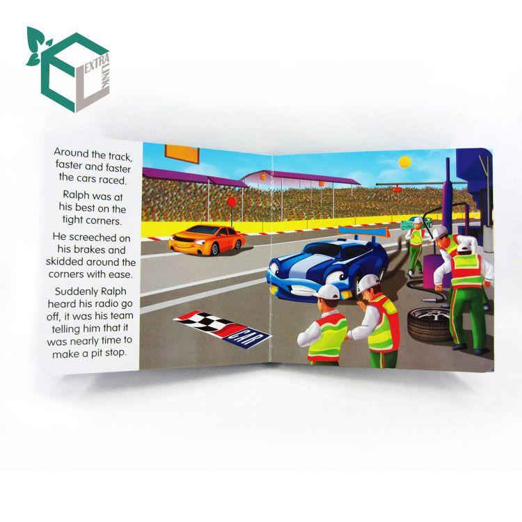 High Quality Customized Cheap 3D Pop-Up Book Printing
