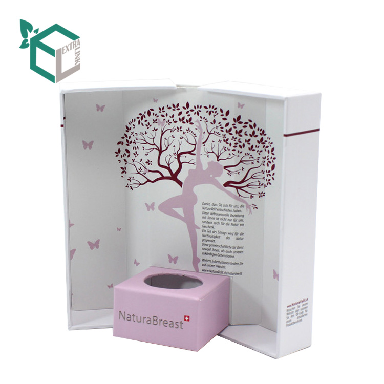 Hot Sales New Design Luxury Package Cosmetic Perfume Gift Box
