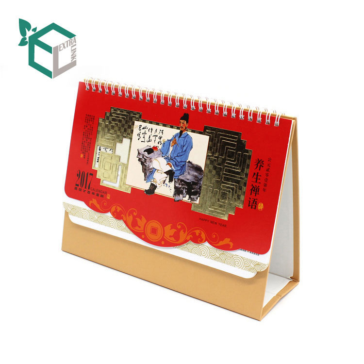 High-end Custom Desktop Calendar Manufacturer